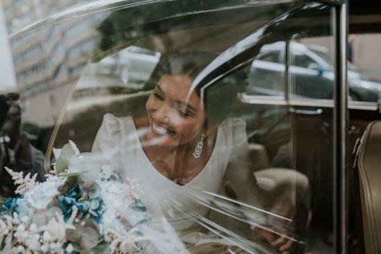 Novias - Marieta Hairstyle - Como la boda misma