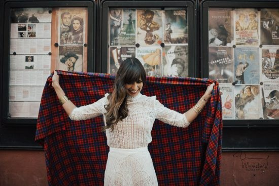 Novias - Marieta Hairstyle - A todo confetti