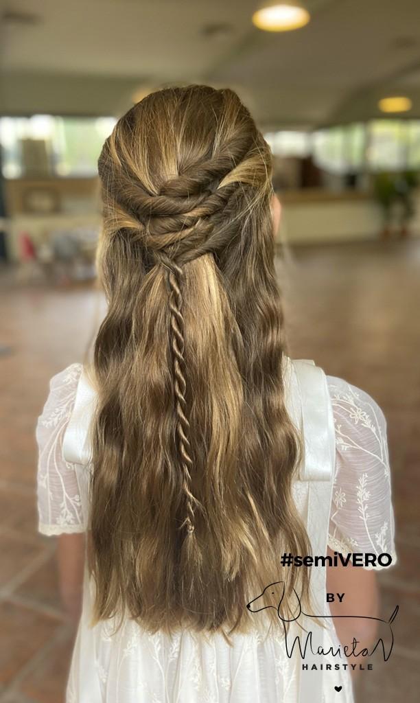 Marieta Hairstyle semiVERO