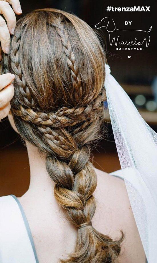 Marieta Hairstyle trenzaMAX